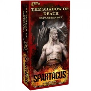 Spartacus: The Shadow of Death - INGLÉS