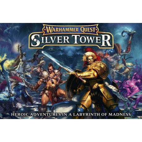 Comprar Warhammer Quest: Silver Tower - Español