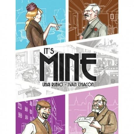 Comprar It's Mine - Edición Verkami