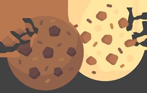 La tienda interminable cookies